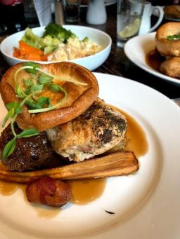 Chicken-roast